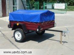 прицеп Завод прицепов Лев прицеп Лев-16 и ещё 45 моделей от завода