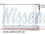 Радиатор кондиционера MERCEDES CL-CLASS W