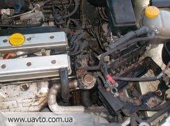 Радиатор двигателя OPEL VECTRA B 95- 1.6 Опель Вектра Б с 95 г