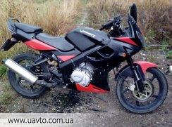 Мотоцикл Viper  F5