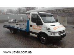 Эвакуатор Iveco TurboDaily 50с17