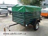 Прицеп Завод прицепов Лев прицеп Лев-18 с доставкой от завода