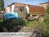 Ассенизатор ГАЗ 3307 АССЕНИЗАТОР