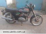 Мотоцикл ява 350 634