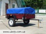 Прицеп Завод прицепов Лев прицеп Лев-11 16 по отличным ценам от завода
