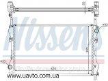Радиатор охлаждения FORD TRANSIT