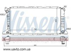 Радиатор охлаждения FORD TRANSIT 94- 2.5 D Форд Транзит дизель