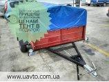 Прицеп Днепр-251 от завода Прицеп усиленный одноосный от завода с доставкой