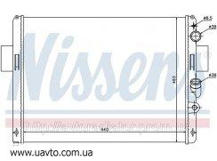 Радиатор охлаждения IVECO DAILY 96- 30.10 Ивеко Дейли цена
