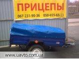 Прицеп ПГМФ-8302 Легковой