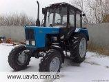 Трактор мтз 81.1