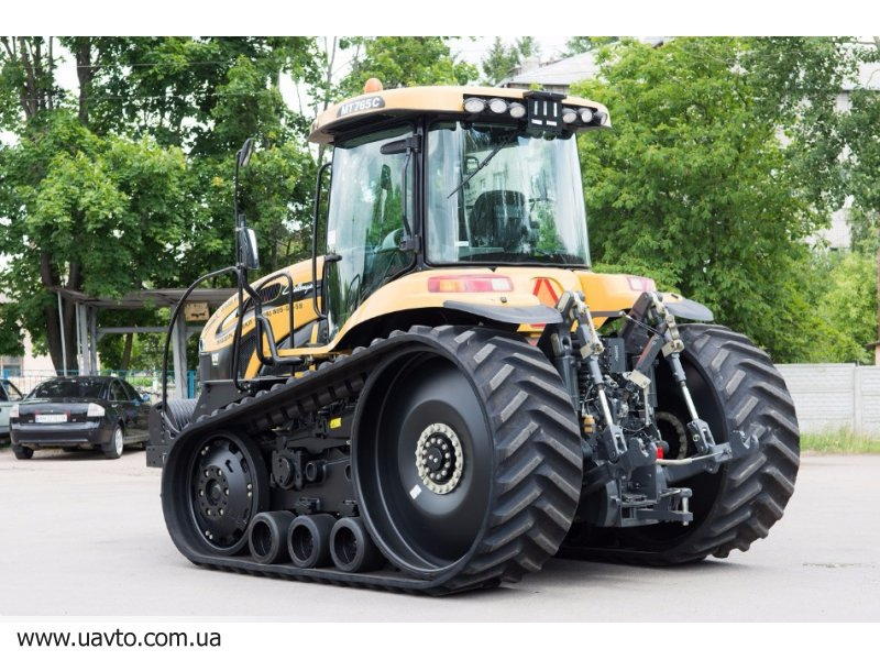 Трактор Challenger   MT 765 C