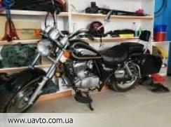Мотоцикл SkyMoto  Dragon
