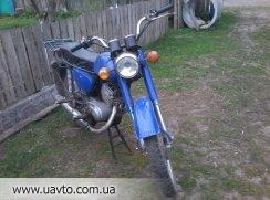 Мотоцикл мінск