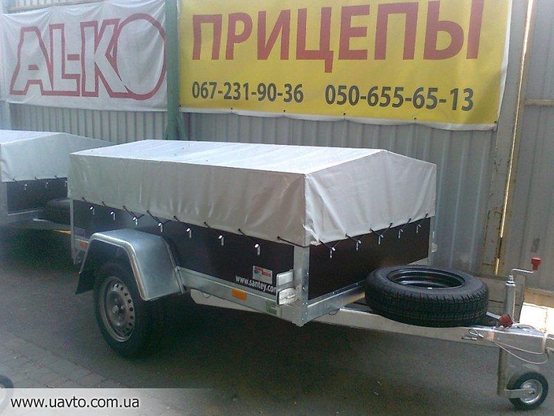 прицеп Сантей 750-131 оцинкован