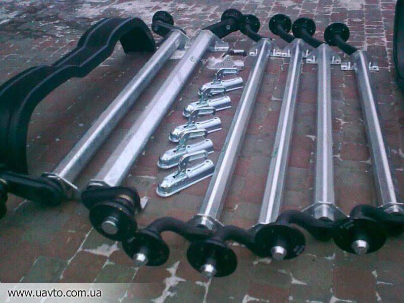 Прицеп Сантей 750-421 для багги, квадроцикла