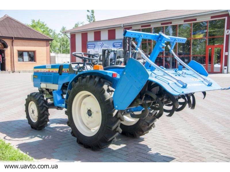 Трактор Mitsubishi  MT1601D