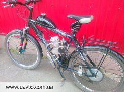Велосипед с мотором Ардис Сантана
