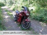 Мотоцикл Suzuki Gsx-f