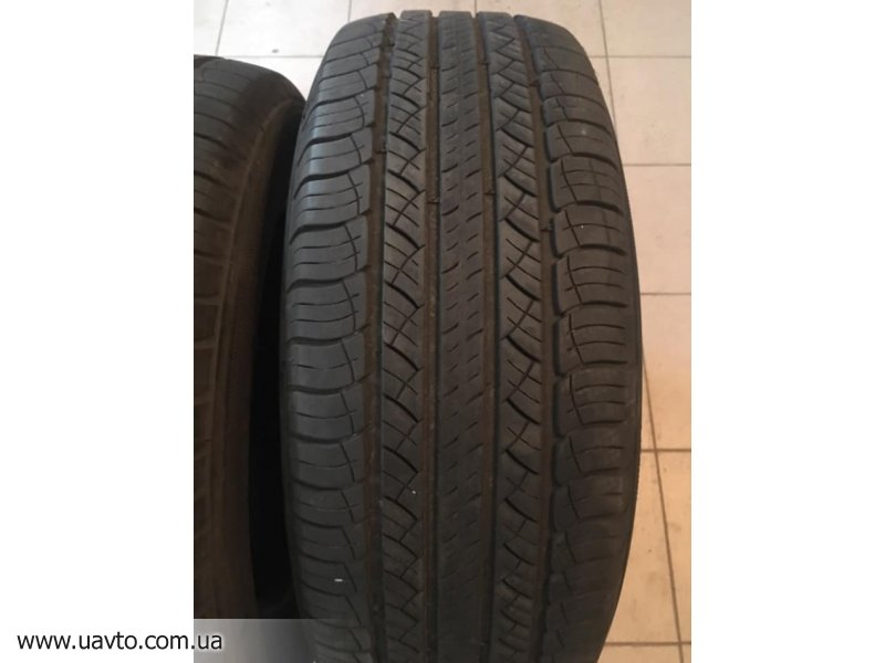 Шины 235/65R17 Michelin