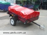 Завод прицепов Лев прицеп Лев-18 к легковому авто