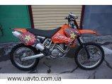 Мотоцикл ктм 525