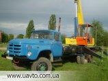 Автокран Кран  133ГА