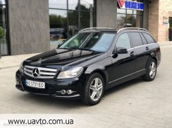 Mercedes-Benz c200 (w204) 2.2 tdi