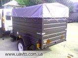 Прицеп Завод прицепов Лев прицеп Лев-22 по цене от завода+ гарантия