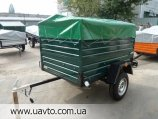 Прицеп Завод прицепов Лев прицеп Лев-18 и ещё 45 моделей от завода