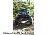 Квадроцикл Hamer HT 150-2
