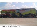 Комбайн Claas Lexion 460