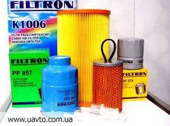 Фильтр воздушный FILTRON в ассортименте