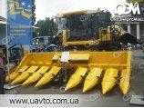 Ойлэнергомаш Жатка кукурузная ЖК-80 (Жатка приставка для уборки кукурузы)