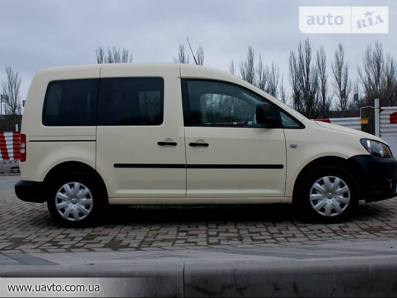 Volkswagen Caddy пасс.