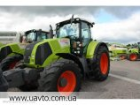 Трактор Claas Axion 830