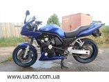 Мотоцикл Yamaha Fazer FZS 600
