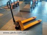 Ручная гидравлическая тележка PWH25-II Staxx, вилы 1150мм