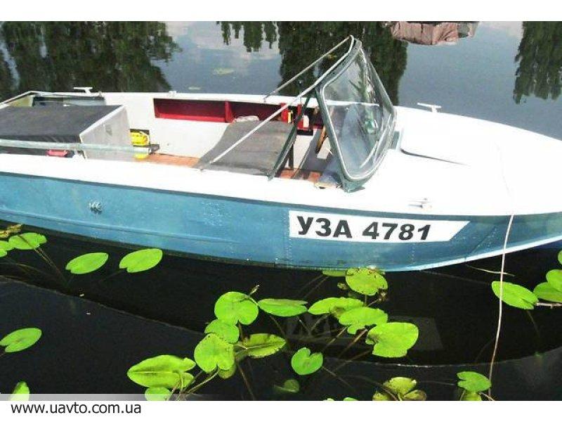 лодка прогресс с двигателем от ваз
