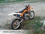 Мотоцикл KTM SX-125 кросс