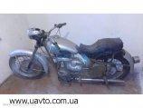 Мотоцикл  IFA BK 350 MZ