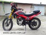 Мотоцикл enduro viper V250L
