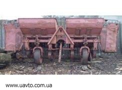 Картоплесаджалка КСН-4