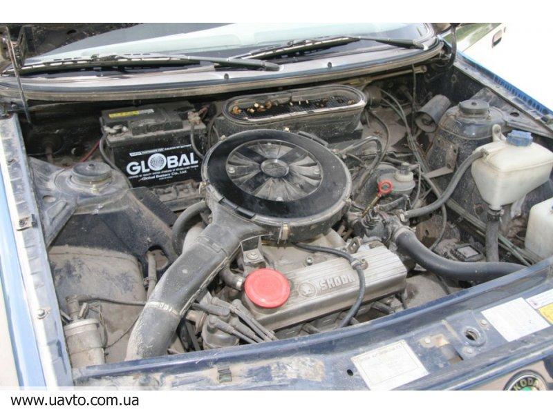 Ремонт двигателя шкода фелиция