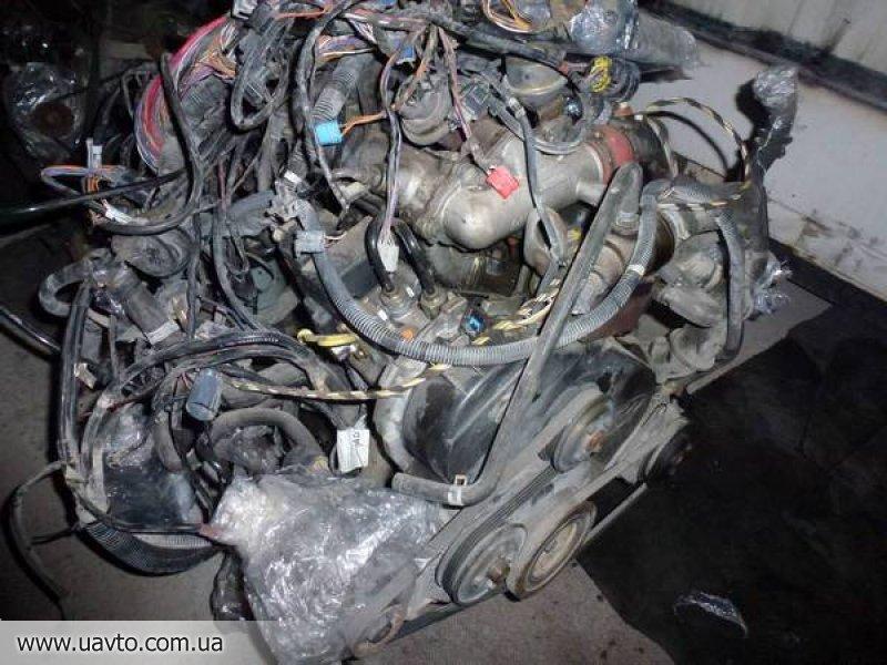 Двигатель на форд транзит 2.5 турбодизель