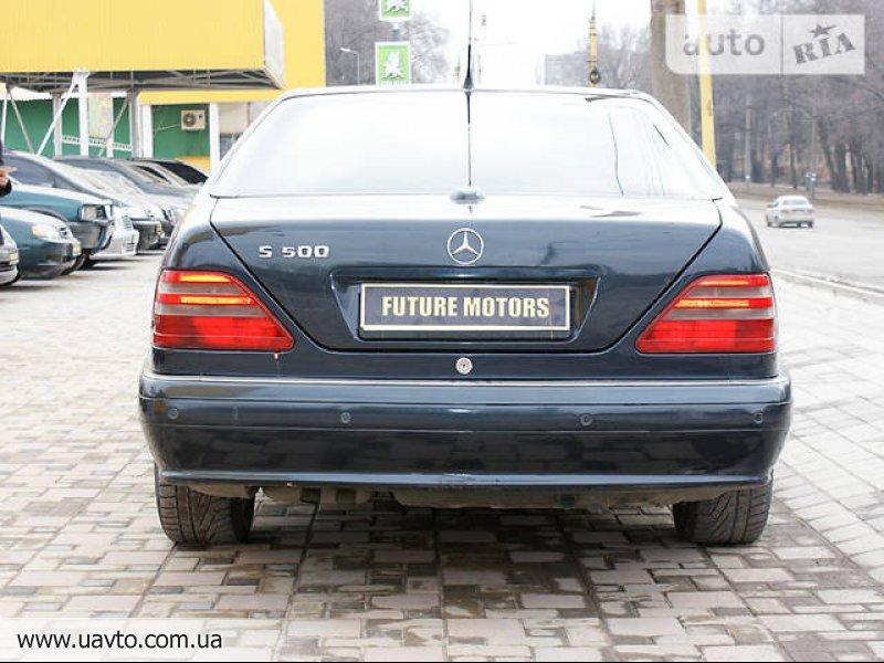 Mercedes-Benz CL 420