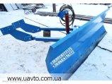 Снегоуборщик ОТВАЛ (ЛОПАТА) СНЕГОУБОРОЧНЫЙ НА ТРАКТОР МТЗ, ЮМЗ, Т-40, Т-150