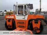 Каток HAMM DV 8   9500kg