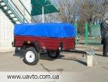 Прицеп Завод прицепов Лев прицеп Лев-19 по акционному предложению от завода