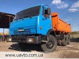 КаМАЗ 53205 з Німеччини!